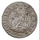Szeląg oblężniczy - Gdańsk under siege (Gdańsk mint) – obverse
