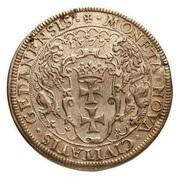 Talar oblężniczy - Gdańsk under siege (Gdańsk mint) – reverse