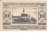 10 Heller (Geinberg) -  reverse