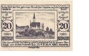 20 Heller (Geinberg) -  reverse