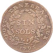 6 Sols – reverse