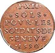12 Sols – reverse