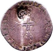 Pignatelle (Counterstamped) – reverse