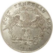 15 Sols (Revolutionary Coinage) – obverse