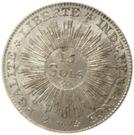 15 Sols (Revolutionary Coinage) – reverse