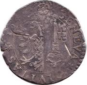 24 Sols / 2 Guldens – obverse