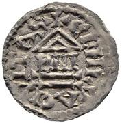 1 Obol - Adalgodus II – obverse