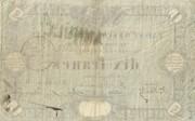 10 Francs - Caisse d'Escompte de Genève – reverse