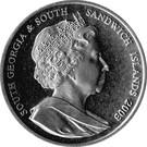 2 Pounds - Elizabeth II (Prince William) – obverse