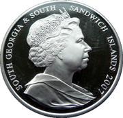 2 Pounds - Elizabeth II (James Cook) – obverse