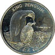 2 Pounds  - Elizabeth II (Penguin) – reverse