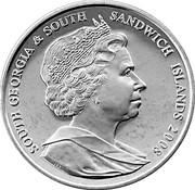 2 Pounds - Elizabeth II (Royal Air Force) – obverse