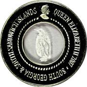 2 Pounds - Elizabeth II (Penguins of the Antarctic) – obverse