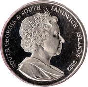2 Pounds - Elizabeth II (Princess Diana) – obverse