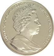 2 Pounds - Elizabeth II (Royal Wedding - Silver) – obverse