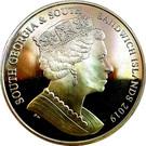 2 Pounds - Elizabeth II (Macaroni Penguins) – obverse