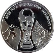 1 Lari (World Cup) – reverse