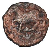 Puli  anonymous (Horse) – obverse