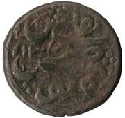 ½ Bisti (Peacock right) - Bakar – reverse