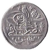 Onluk/ Abbassi-Akhmed III – obverse
