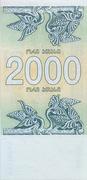 2 000 Kuponi – reverse