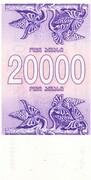 20 000 Kuponi – reverse