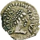 ¼ Siliqua - In the name of Anastasius I, 491-518 & Theoderic, 475-526 (Sirmium) – obverse