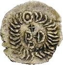 ¼ Siliqua - In the name of Anastasius I, 491-518 & Theoderic, 475-526 (Sirmium) – reverse