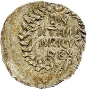 ¼ Siliqua - In the name of Justinian I, 527-565 & Athalaric, 526-534 (Sirmium) – reverse