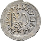 ¼ Siliqua - In the name of Anastasius I, 491-518 & Theoderic, 475-526 (Sirmium; retrograde S with angled bust) – reverse