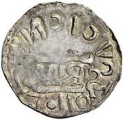 ½ Siliqua - In the name of Anastasius I, 491-518 (Sirmium; radiate bust with retrograde SRM) – reverse