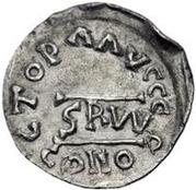 ½ Siliqua - In the name of Anastasius I, 491-518 (Sirmium; large bust with SRW) – reverse