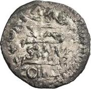 ½ Siliqua - In the name of Anastasius I, 491-518 (Sirmium; small bust) – reverse