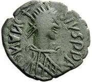 1 Follis - In the name of Anastasius I, 491-518 (Sirmium) – obverse