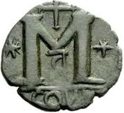 1 Follis - In the name of Anastasius I, 491-518 (Sirmium) – reverse