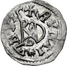 ¼ Siliqua - In the name of Anastasius I, 491-518 & Theoderic, 475-526 (Sirmium; regular S with bust facing left) – reverse