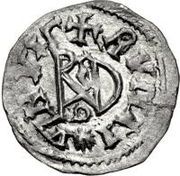 ¼ Siliqua - In the name of Anastasius I, 491-518 & Theoderic, 475-526 (Sirmium; regular S with bust facing left) – reverse