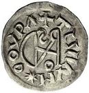 ¼ Siliqua - In the name of Anastasius I, 491-518 & Theoderic, 475-526 (Sirmium; retrograde S with backwards monogram) – reverse