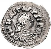 ¼ Siliqua - In the name of Anastasius I, 491-518 & Theoderic, 475-526 (Sirmium; horizontal S) – obverse
