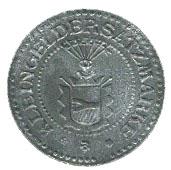 10 Pfennig (Neumünster) [Private, Schleswig-Holstein, Bankverein] – reverse