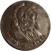 10 Pfennig (Bad Blankenburg) [Stadt, Schwarzburg-Rudolstadt] – reverse