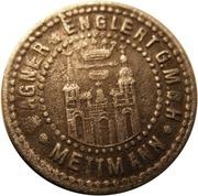 5 Pfennig (Mettmann) [Private, Rheinprovinz, Wagner & Englert GmbH] – obverse
