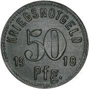 50 Pfennig (Apolda) [Stadt, Sachsen-Weimar-Eisenach] – reverse
