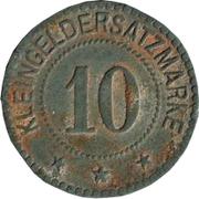 10 Pfennig (Annweiler) [Stadt, Pfalz] – reverse