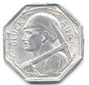 25 Pfennig (Wattenscheid) [Stadt, Westfalen] – reverse