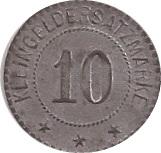 10 Pfennig (Bad Neuenahr) [Private, Rheinprovinz, Wilhelm Broicher] – reverse
