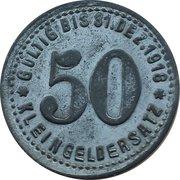 50 Pfennig (Mettmann) [Private, Rheinprovinz, Wagner & Englert GmbH] – obverse