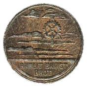 10 Pfennig (Frankenthal) [Stadt, Pfalz] – reverse