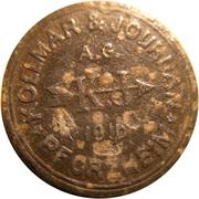 20 Pfennig (Pforzheim) [Private, Baden, Kollmar & Jourdan AG] – obverse