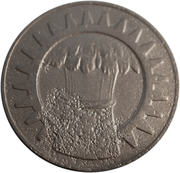 10 Pfennig (Göppingen) [Oberamt, Württemberg] – reverse